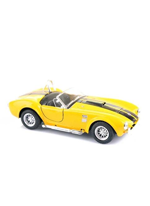 Kinsmart  1965 Shelby Cobra 427 5-C 1/32   Sarı